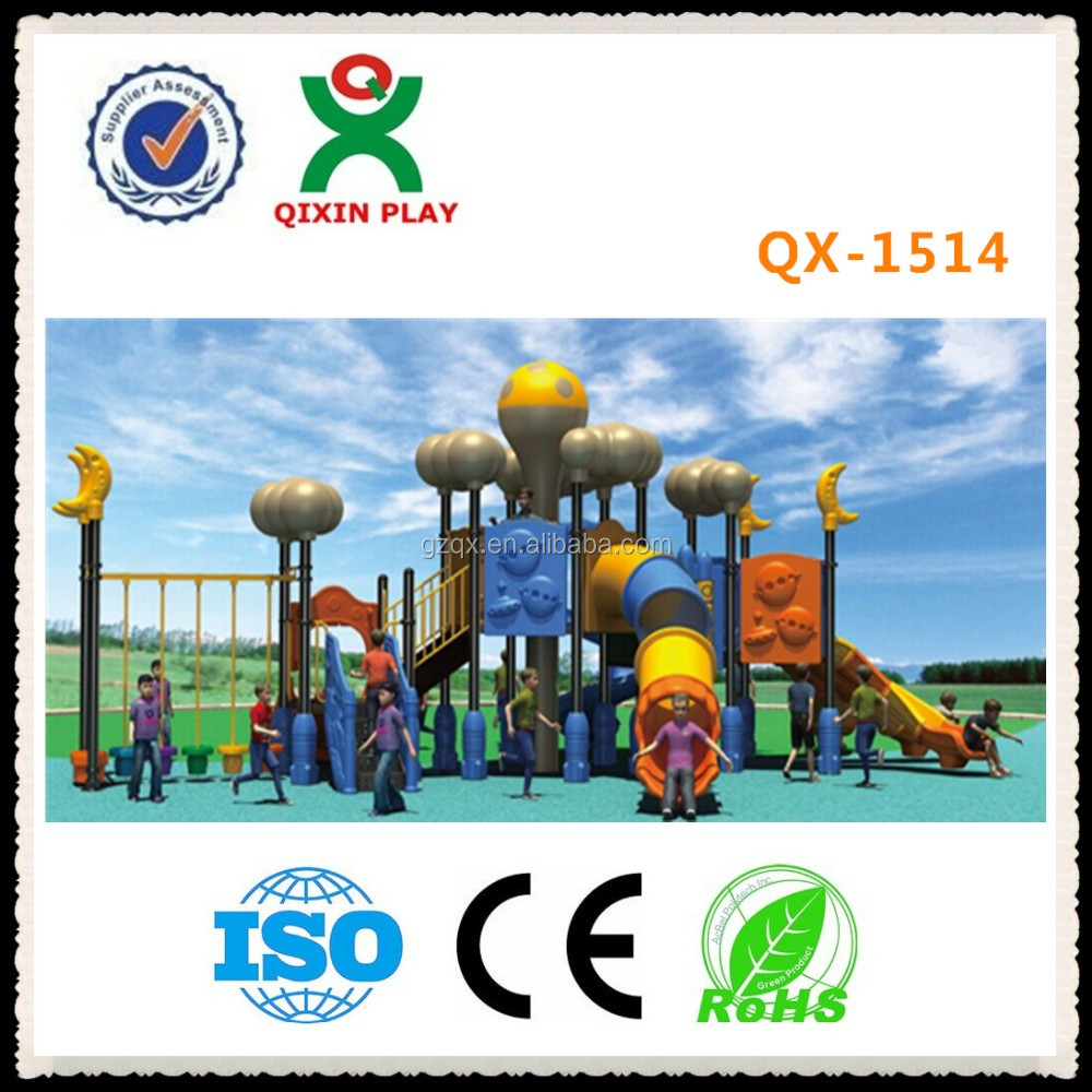 Kids' Carnival Zone Playground Indoor/used Kids Outdoor Playground ...