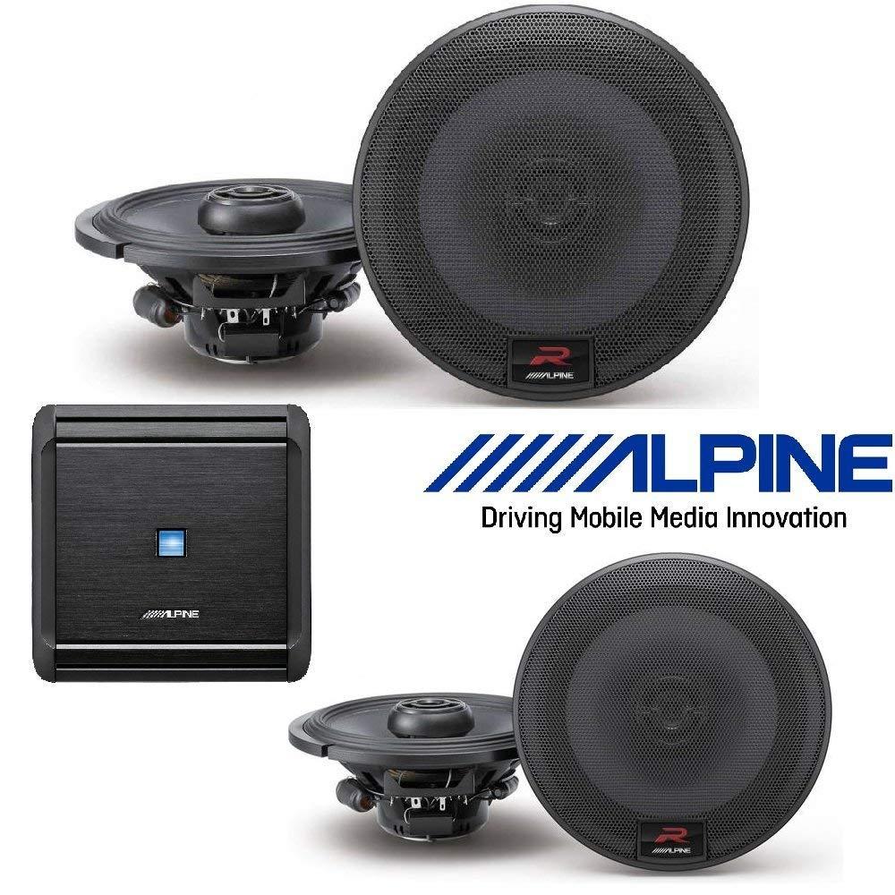 Cheap Alpine 2 Channel Amp Find Deals On Line Fosgate R250x4 250 Watt Rms 4channel Car Amplifier Wire Kit Get Quotations Mrv F300 4 50 Watts X W