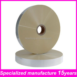 20 thick micron thick transparent polyester /PET film for cable wire shield wrap