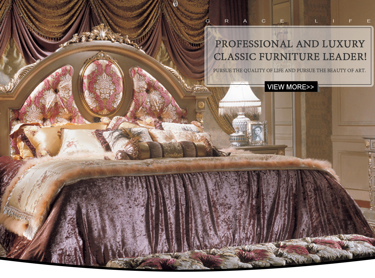 Shenzhen Grace Life Furnishings Co Ltd Classic Furniture  # Muebles Keu Plaza Lua