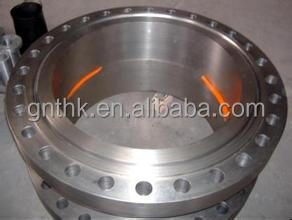 carbon steel weld neck groove face flange