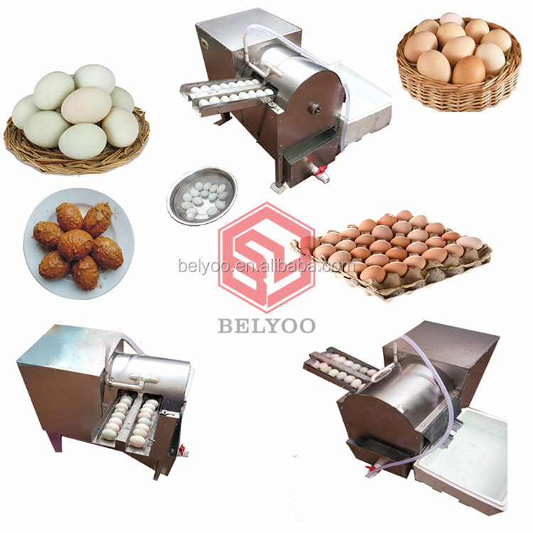 Automatic egg cleaning machine/salted duck egg cleaner /Hot sale Egg cleaning equipment