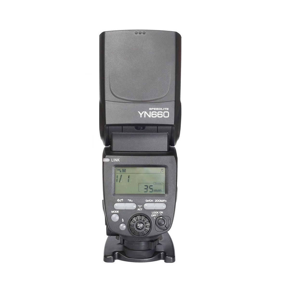YONGNUO YN600EX-RT Auto TTL HSS Flash Speedlite with Radio Slave for Select Canon Cameras