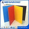 Megabond Superior Quality aluminum 3mm/4mm alucobond composite panel