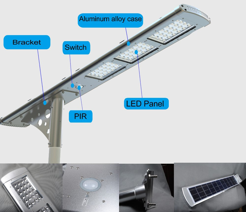 Service Battery Charging System >> Pir Motion Sensor Solar Street Light,Solar Led Driveway ...