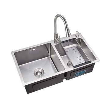 Sri Lanka Topmount Double Bowl Various Styles Kitchen Stainless Steel Sink  - Buy Various Styles Kitchen Stainless Steel Sink,Topmount Kitchen ...