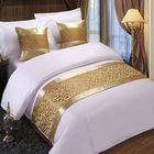 JR206 colchas hechas en china king size beautiful bedspreads