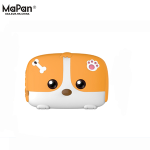 Mapan 7 inch kids tablet pc with cute case for school study