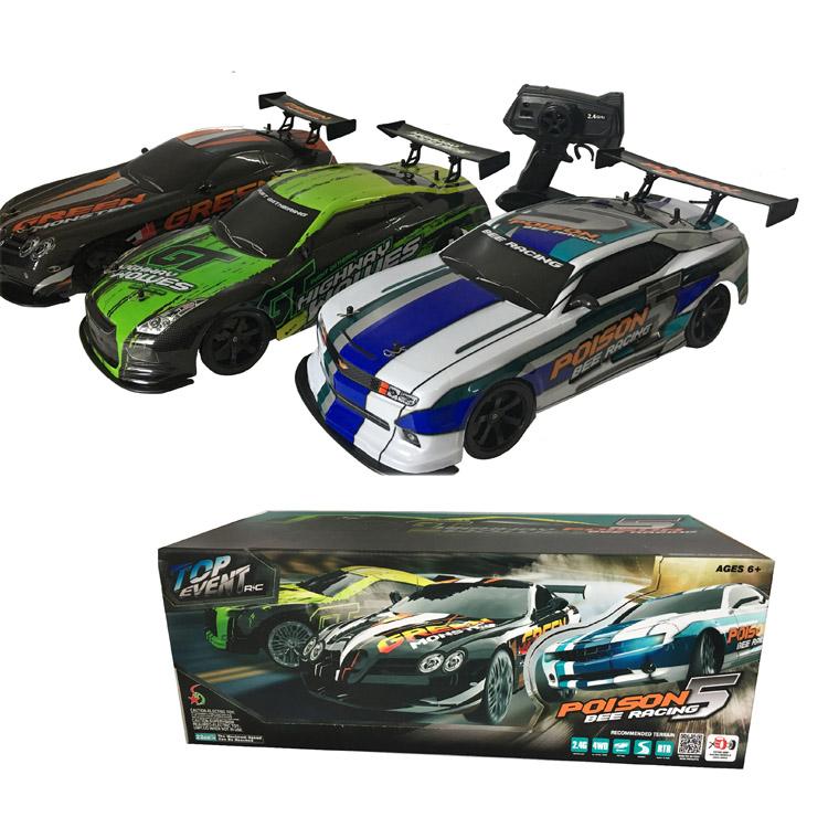 Multicolor Coke Car Mini Speed RC Radio Remote Control Micro Racing Car Toy l5 Batteriebetriebene Fahrzeuge
