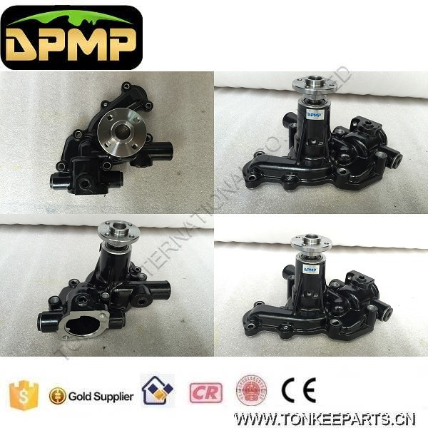 DPMP 3D82 3TNE82 4D82 4TNE82 engine water pump YM119810-42002 YM119810-42001