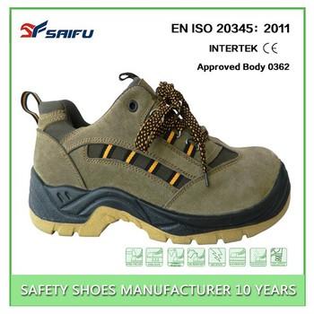 China Factory Good Quality Price Brand Safety Shoes,Anti-smashing ...