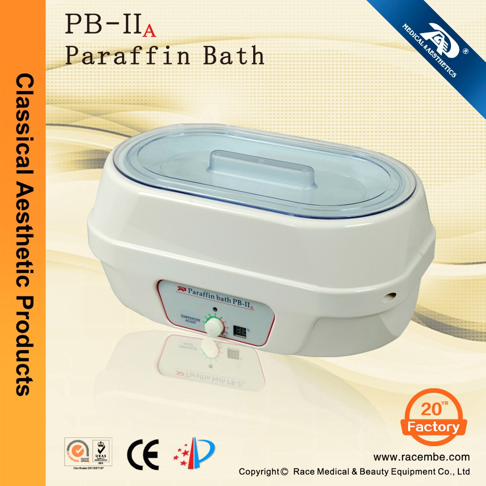 Make the hand skin soft and whiten bees parafin wax warmer machine ( CE, ISO13485, Since1994)