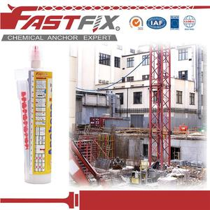 vinyl ester and epoxy resins sika grout injection cartridges adhesive