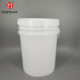 20L hot sale printed plastic bucket with lids