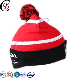 4f560186042 Jacquard Winter Pom Hat