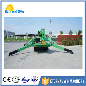 1T Mini Spider Lifting Cranes for Sale