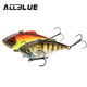 AllBlue JOKER 70S Sinking Lipless Crankbaits Hard Artificial Winter Fishing VIB Vibration Bait Ice Fishing Lures