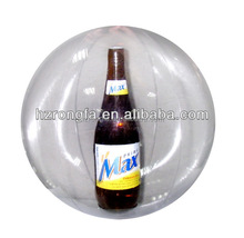 3D Inflatable Promotional Beach Ball