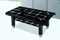 Factory Direct Sales Indian Wholesale Glass Top Coffee Table