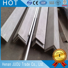 304 stainless steel angle bar 45 degree bulb angle beam