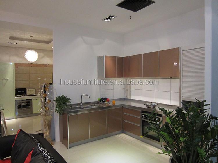 Buen Precio Indio Modular De Aluminio Modelo De Cocina/cocina ...