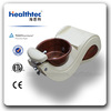 High quality white bathtub with massage chair
