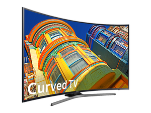 "2017 New Model 40"" 49"" 55"" 60"" 65"" Class Curved 4K UHD TV"