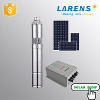 "3"" solar water surface pump solar dc pump"