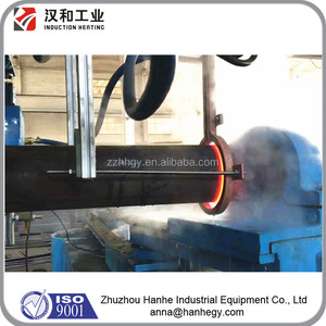 CNC Induction Bending Machine for Steel Pipes