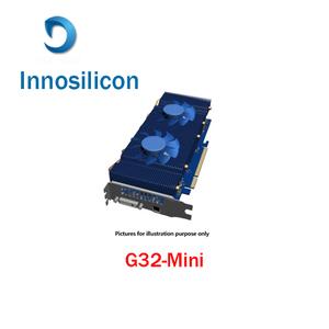 Innosilicon G32-Innosilicon G32 Manufacturers, Suppliers and