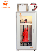 MINGDA 3d-printer <span class=keywords><strong>Machine</strong></span> met 3 D Printer Filament, industriële 3d Printing <span class=keywords><strong>machine</strong></span> abs pla