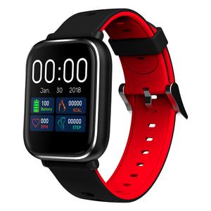 2019 New Q58S Smart Bracelet Full Touch Screen Waterproof ip67 Watch Blood Pressure Heart Rate Sports Fitness Tracker Smartwatch