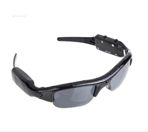 Multi-function outdoor riding mountaineering camera photographing sunglasses / Camera digital glasses for travel