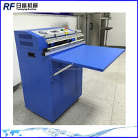 Electric Automatic Vacuum Charging Gas Packing Machine for sea food