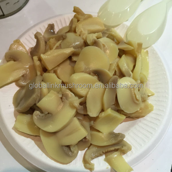 wholesale catering size canned mushroom slice
