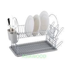 China cheap kitchen cabinet organizer dish rack with best quality