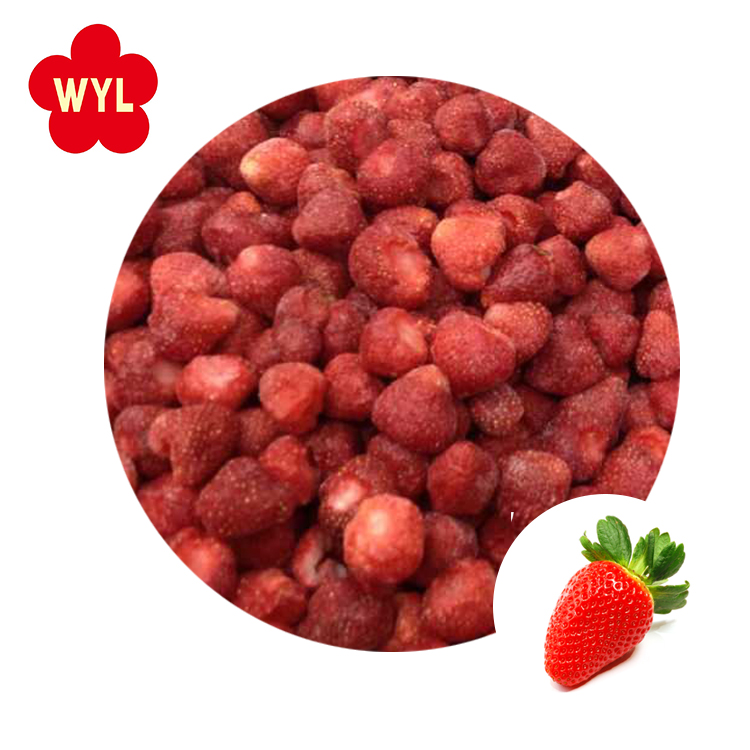 Wholesale Fruits IQF new <strong>fresh</strong> Frozen <strong>Strawberry</strong> from China