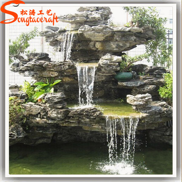 Advanced Skills Indoor Wall Water Fountain Garden Fountain