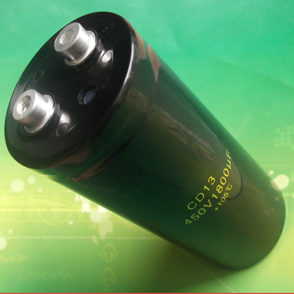 150000uF 35V Electrolytic capacitor screw terminal 105C,