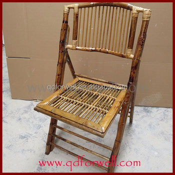 Excellent Technique Heavy Duty Round Bamboo Chair For Out Door Birthday  Wedding Party