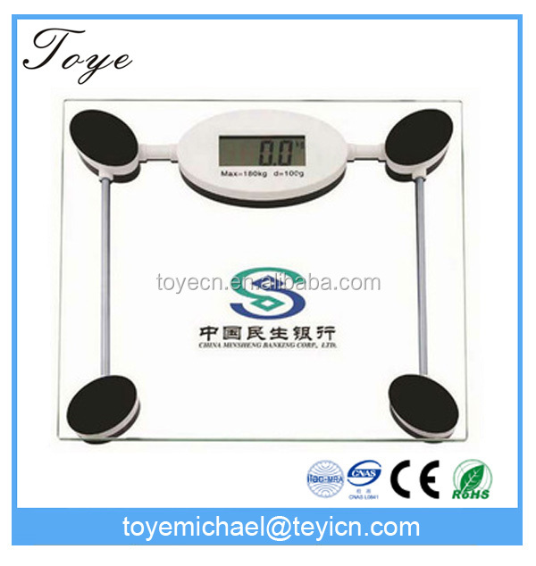2016 High quality waterproof digital LCD display portable electronic weighing scale