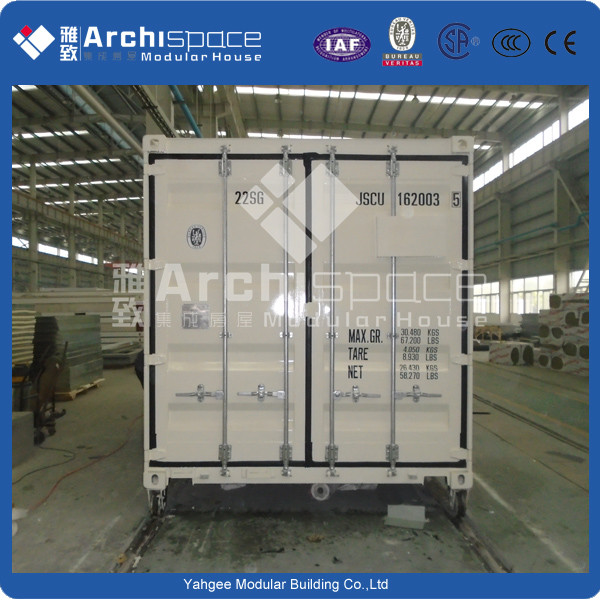 CYMB Port cabin with steel container