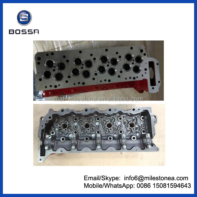 Cylinder head J05E 1101-E0B61for Hino excavator SK250-8/SK260-8