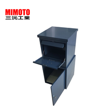 Qualities product heavy duty stainless steel postbox mailbox