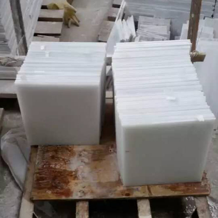 Sichuan China White Marble for Wall Tiles and Flooring Tiles