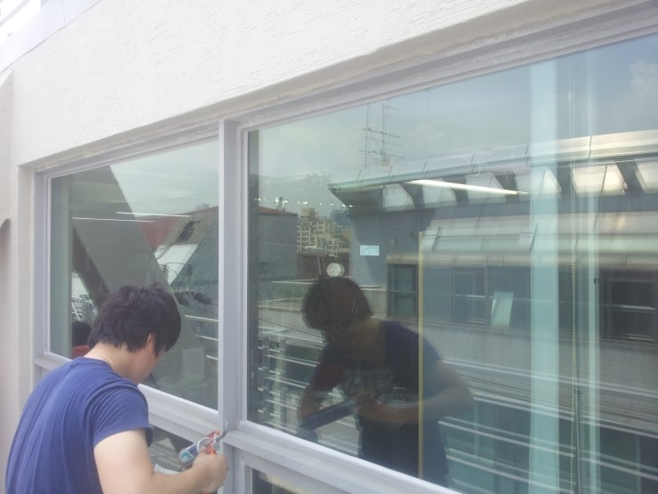 hardened tempered laminated glass for glass storefront
