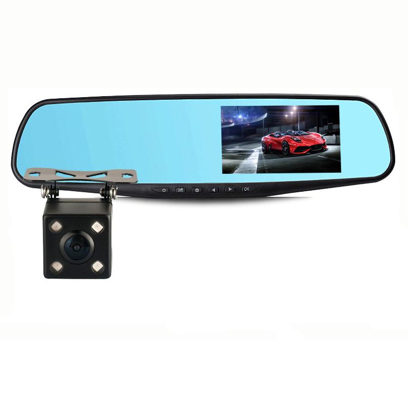 Регистратор зеркало заднего вида фото регистратор на зеркало 3 в1