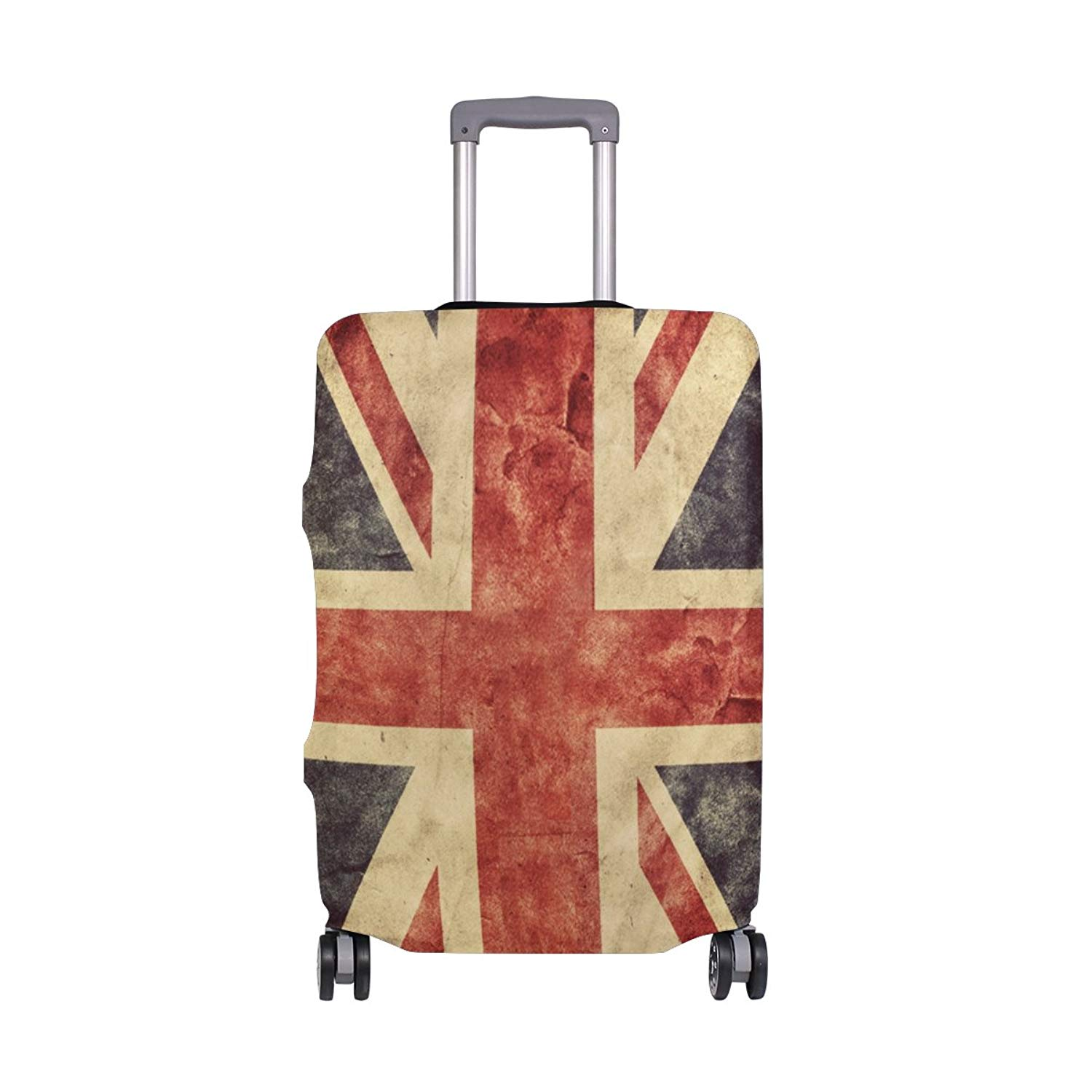 Baggage Covers UK Love The Great British Flag Washable Protective Case
