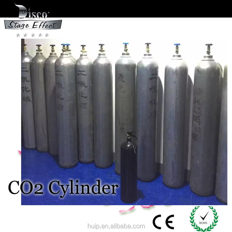 25 KG cilindro de gas de CO2 jet machine