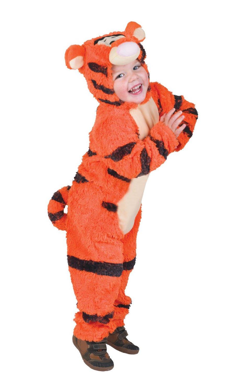 c8b4c192d67a Get Quotations · Fancy Dress - Disney Winnie The Pooh - Tigeer Costume